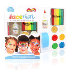 Holiday Silly Face Fun Rainbow Kit - Silly Farm Supplies