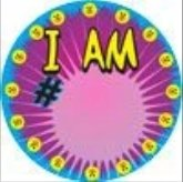 I am # Stickers - Silly Farm Supplies