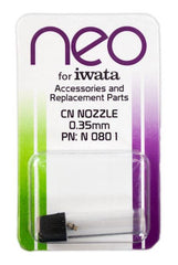 Iwata NEO CN .35mm Nozzle - Silly Farm Supplies