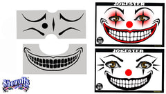 Jokester Stencil Eyes Stencil - Silly Farm Supplies