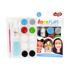 Kiss Me Silly Face Fun Rainbow Kit - Silly Farm Supplies
