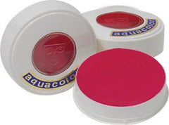 Kryolan AquaColor Dark Pink R21 2.5oz - Silly Farm Supplies