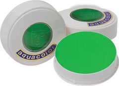Kryolan AquaColor Day Glow Green - Silly Farm Supplies