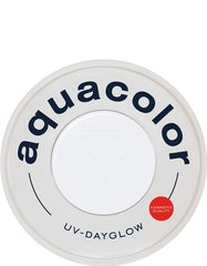 Kryolan AquaColor Day Glow White - Silly Farm Supplies
