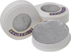 Kryolan AquaColor Metallic Silver - Silly Farm Supplies
