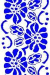 Lace Trendy Tribal Stencil - Silly Farm Supplies