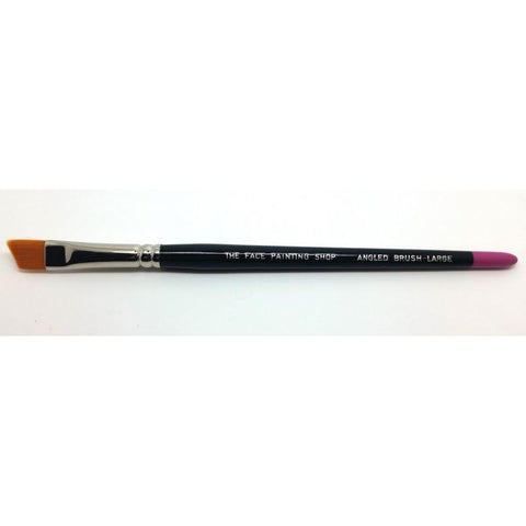 Large Angle Brush from The Face Painting Shop
