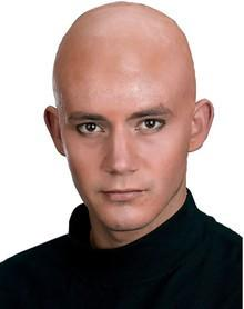 Latex Bald Cap by Mehron