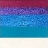 "Lenore Koppelman's Collection ""Blue Orchid"" Rainbow Cake - Silly Farm Supplies"