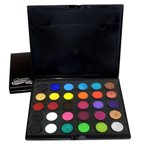Limited Edition FAB 30 Color Professional Palette