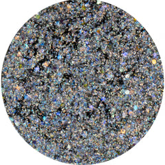 Luna Glitter Creme 10g Jar by Amerikan Body Art - Silly Farm Supplies