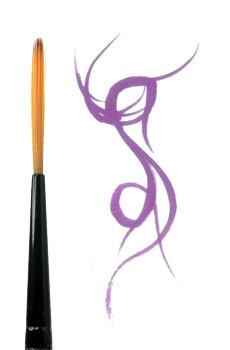 Majestic #1 Liner Brush (4585)