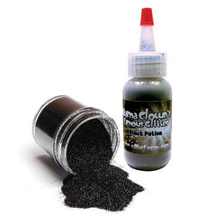Mama Clown Glitter Black Potion - Silly Farm Supplies
