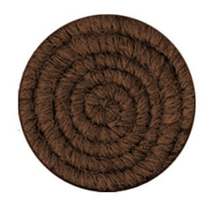 Medium Brown Graftobian Crepe Hair- 1 Yard - Silly Farm Supplies