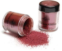 Mehron Celebre Precious Gem Powder Garnet - Silly Farm Supplies