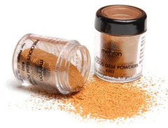 Mehron Celebre Precious Gem Powder Topaz - Silly Farm Supplies