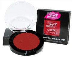 Mehron Cheek Powder Bold Red - Silly Farm Supplies