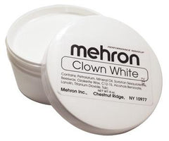 Mehron Clown White - Silly Farm Supplies
