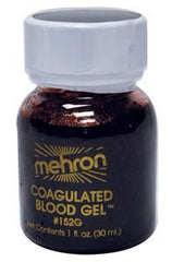 Mehron Coagulated Blood 1oz - Silly Farm Supplies