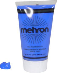Mehron Fantasy FX Makeup Blue - Silly Farm Supplies