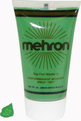 Mehron Fantasy FX Makeup Green - Silly Farm Supplies