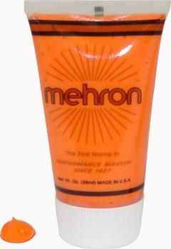 Mehron Fantasy FX Makeup Orange