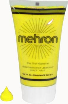 Mehron Fantasy FX Makeup Yellow