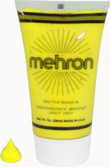 Mehron Fantasy FX Makeup Yellow - Silly Farm Supplies