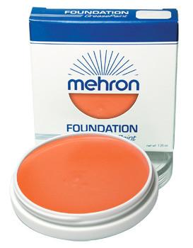 Mehron Foundation Greasepaint Auguste 1.25oz