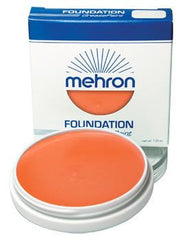 Mehron Foundation Greasepaint Auguste 1.25oz - Silly Farm Supplies