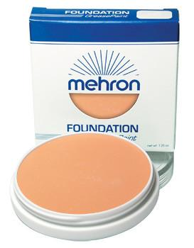 Mehron Foundation Greasepaint Light Auguste 1.25oz