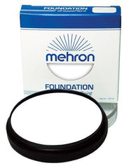 Mehron Foundation Greasepaint White 1.25oz - Silly Farm Supplies
