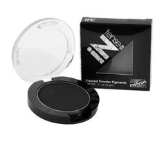 Mehron INtense Pro Powder Carbon - Silly Farm Supplies