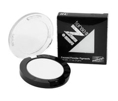 Mehron INtense Pro Powder Pure Lightning - Silly Farm Supplies