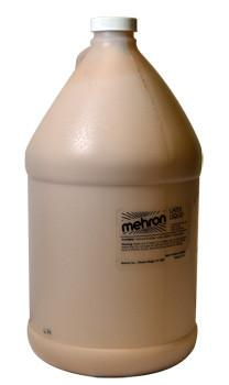 Mehron Liquid Latex Flesh 1Gal (Light Flesh)