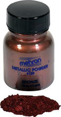 Mehron Metallic Powder Bronze - Silly Farm Supplies