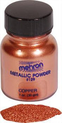 Mehron Metallic Powder Copper - Silly Farm Supplies