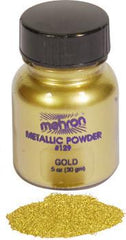 Mehron Metallic Powder Gold - Silly Farm Supplies