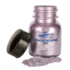Mehron Metallic Powder Lavender - Silly Farm Supplies