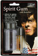 Mehron Spirit Gum w/ Spirit Gum Remover - Silly Farm Supplies