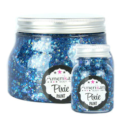 Midnight Blue Pixie Paint Amerikan Body Art - Silly Farm Supplies