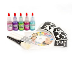 My First Glitter Tattoo Kit - Silly Farm Supplies