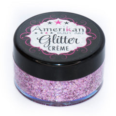 Nebula Glitter Creme 10g Jar by Amerikan Body Art - Silly Farm Supplies