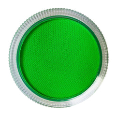 Neon Green Diamond FX 30gm Essential Cake (160) - Silly Farm Supplies