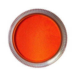 Neon Orange Diamond FX 30gm Essential Cake (140) - Silly Farm Supplies