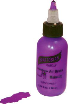 Neon Violet Graftobian F/X AIRE Airbrush Make Up 2.25oz