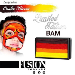 Onalee's Collection BAM FX Split Cake 30gm by Fusion Body Art - Silly Farm Supplies