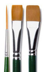 One Stroke 3pc Brush Set - Silly Farm Supplies