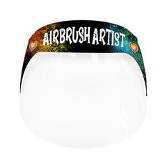 PPE Airbrush Artist Shield - Silly Farm Supplies