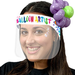 PPE Balloon Artist Shield - Silly Farm Supplies
